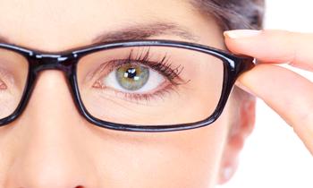 ¿Problemas de visión?