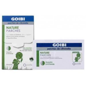 GOIBI CITRONELLA 24 PARCHES