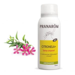 PRANAROM AROMAPIC SPRAY CORPORAL CITRONELA 75 ML