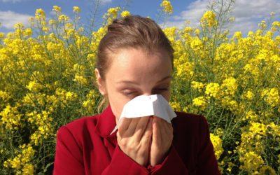 ¿Cómo tratar los síntomas de la alergia?